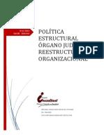 POLÍTICA REESTRUCTURACIÓN ORG.CORREGIDO1