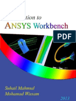 Ansys Workbench Basics Manual