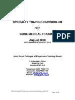 2009 CMT Framework (Revised Aug 2012)