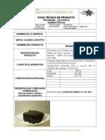 4. Formato de Ficha Tecnica