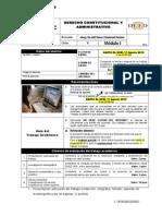 Ta-4-0501-05212 Derecho Constitucional y Administrativo