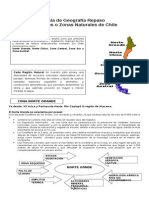 Guia de Regiones Naturales de Chile - 2014