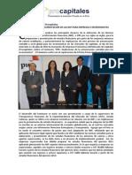 Not as Prensa Seminar i o Jul 2012