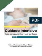 Cuidado intensivo - Guía para pacientes y sus familiares