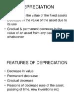 Depreciation Fybms