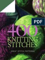 400 Knitting Stitches Great Stitch Patterns[Team Nanban][TPB]