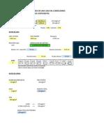 Losa en 2 Direcciones - Metodo de Los Coeficientes