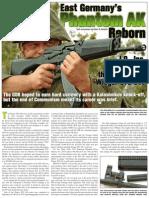 East Germany's Phantom AK Reborn