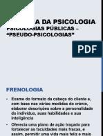 Pseudo Psicologia s