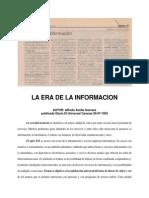 03 La Era de la Información pub EU CCS 29-07-93