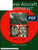 Japanese Aircraft Equipment 1940-1945