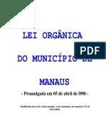 07 - Lei Organica Am Manaus