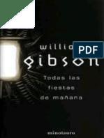 Gibson William - Puente 03 - Todas Las Fiestas De Mañana