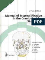 Prein - Manual of Internal Fixation in the Cranio-Facial Skeleton