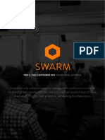 #Swarm2014 SpeakerApplication Final