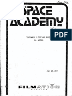 """SPACE ACADEMY """"Castaways in Time and Space"""""""