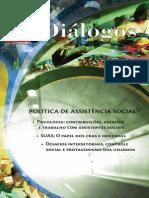 Diálogos Politicas de assistencia social