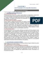 5- Le financement de l'économie et les marchés boursiers