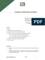 Porque não é pagável a dívida pública portuguesa