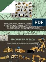 Maquinaria y Equipo Para La Construccion
