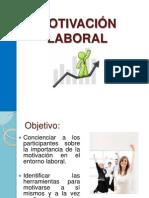 MOTIVACIÓN  LABORAL1