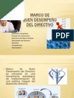 MARCO DE BUEN DESEMPEÑO DIRECTIVO LAR