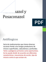 Voriconazol y Posaconazol.pptx