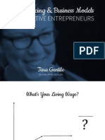 Value Pricing and Biz Models Course Workbook
