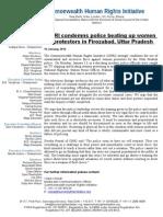 CHRI Police Firozabad Statement 16.1.14 (1)