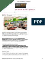 ¿Cuál es el negocio detrás de los Carrefour Express_