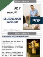 Identidad-y-misión-del-Educador-Católico-Oscar-Pérez