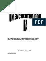 Compendio Ifa