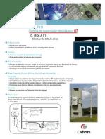 C_RIX_A11 - Détecteur de défauts aérien