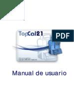 Manual Topcal