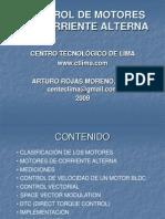 Control Motor Ac