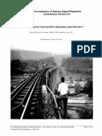 1997 - July - 2. Clenick - Cirebon-Kroya-Yogyakarta Resignalling Project