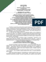 EDUCARE LLEVA A LA UNIDAD DE PENSAMIENTO PALABRA Y ACCION (castellano)