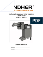 User Manual ASP 300 l