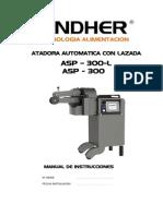 Manual de ASP-300-l y ASP-300