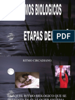 Presentación DE TRASTORNOS DEL SUEÑO