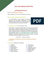Desarrollo de La Asignatura-FM