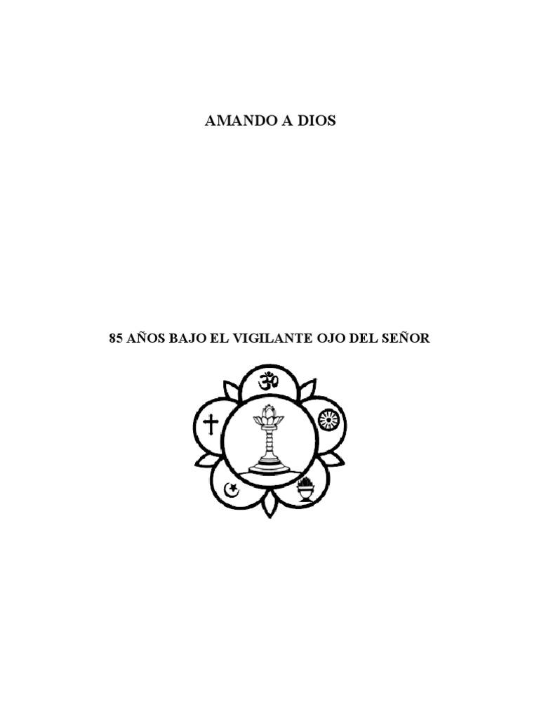 AMANDO A DIOS (castellano)