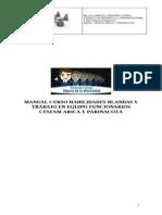 Manual Curso de Capacitacion