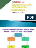 Tutorial 4 Edu 3108