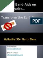 no more band-aids tasa presentation