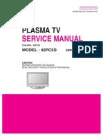 42PC5D Service Manual