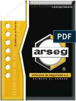 Catálogo General ARSEG®