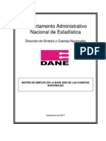 Documento Matriz Empleo