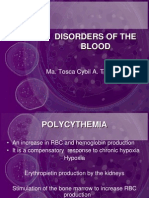 Disorders of the Blood