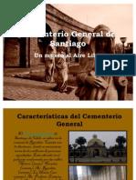 Cementerio General de Santiago. Un Museo Al Aire Libre